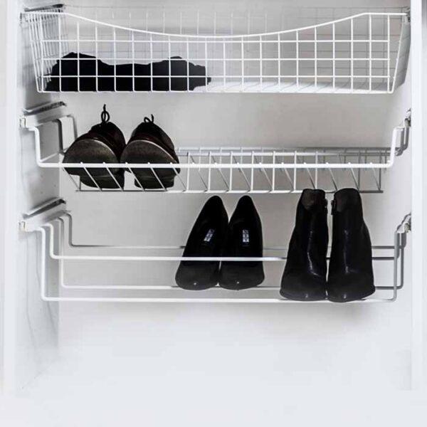 skohyller for lave og høye sko