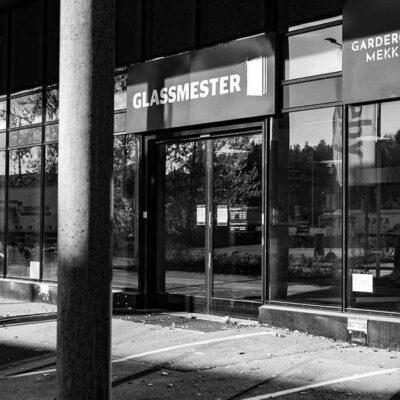 fasaden til Garderobemekka på Alnabru i Oslo